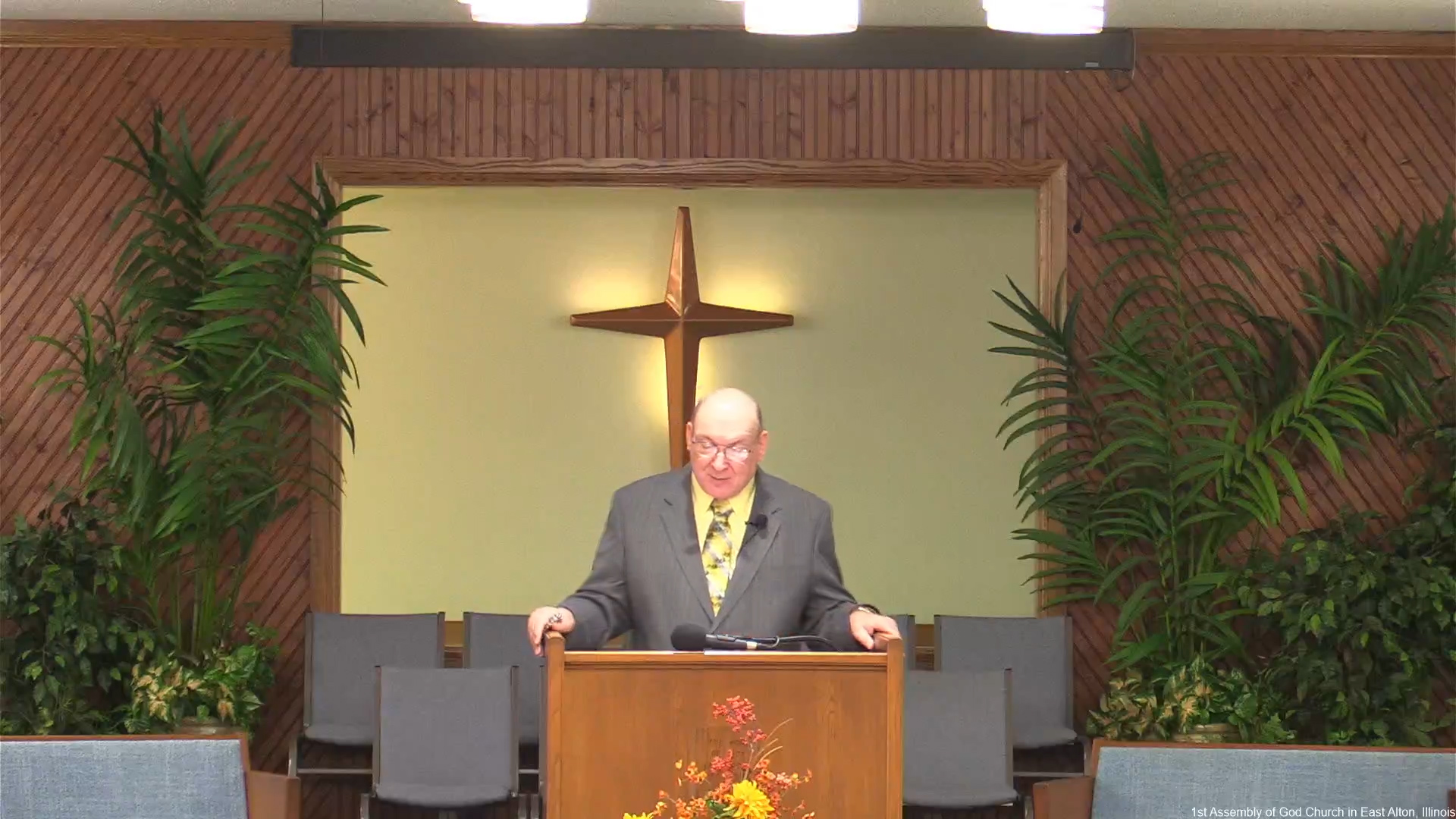 First Assembly of God in East Alton