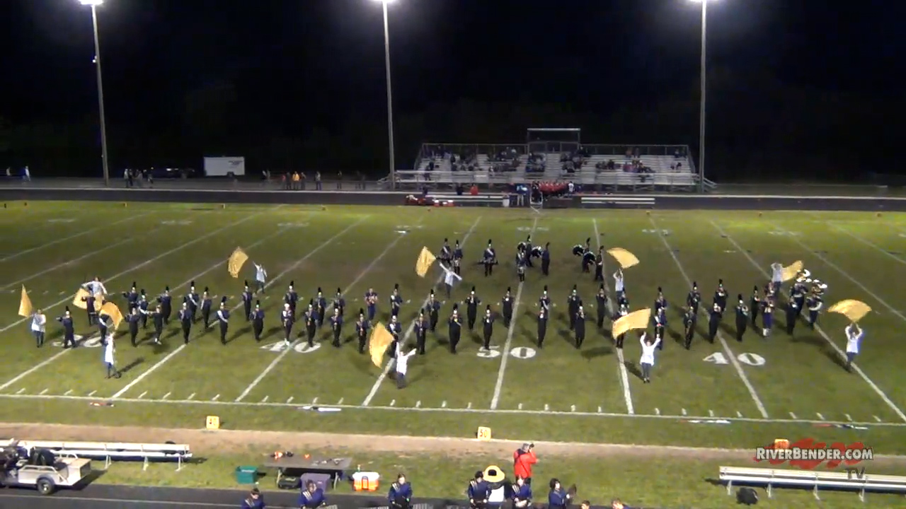 Taylorville at Civic Memorial Halftime Performance 8-22-21