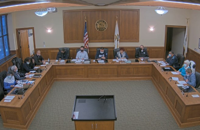 City of Alton - Alton Committee of the Whole October 25, 2021