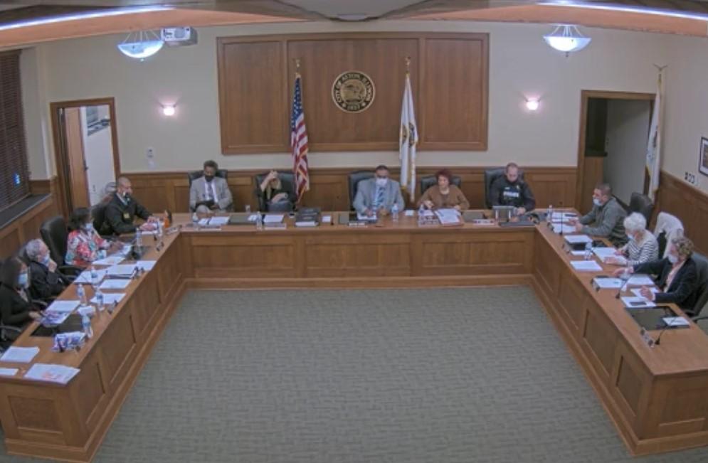 Alton City Council Meeting - Oct. 27, 2021