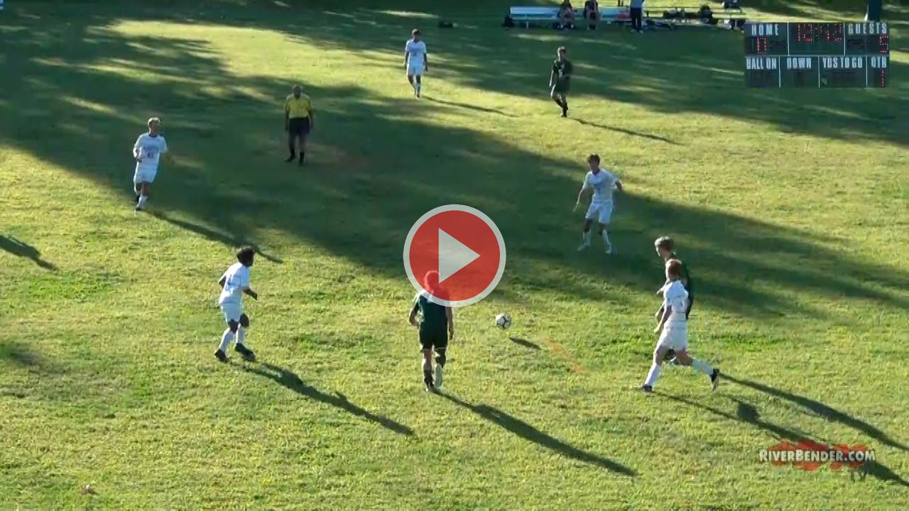 Marquette at Metro East Lutheran Boys Soccer 9-16-21