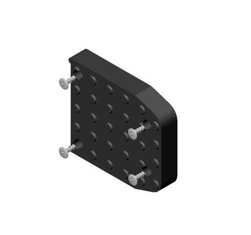 Dura-Stilts Replacement Sole w/ Screws