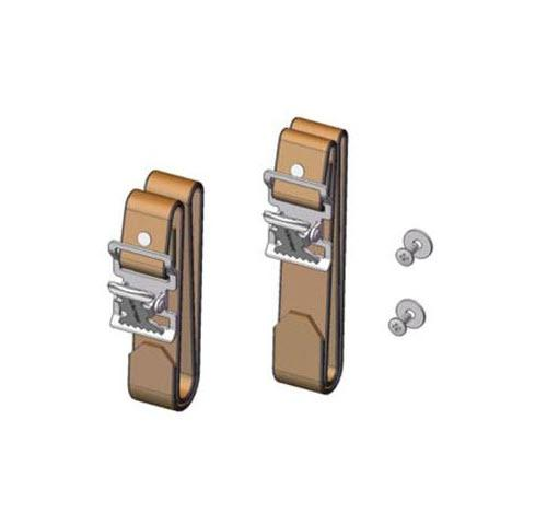 Dura-Stilts Arch Strap & Toe Strap Buckle Part Pack
