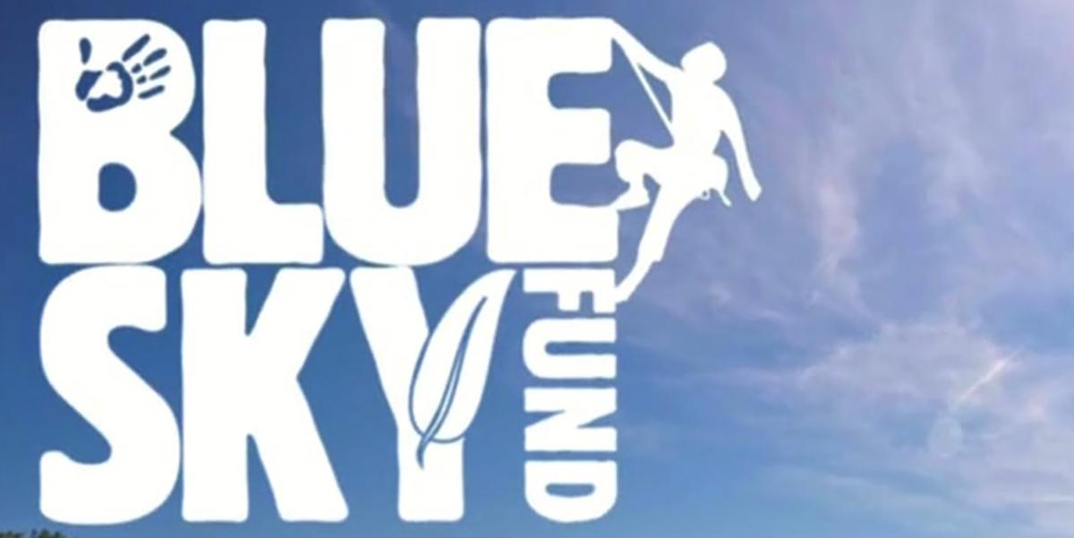 Hop On Board For #BlueSkiesAhead!