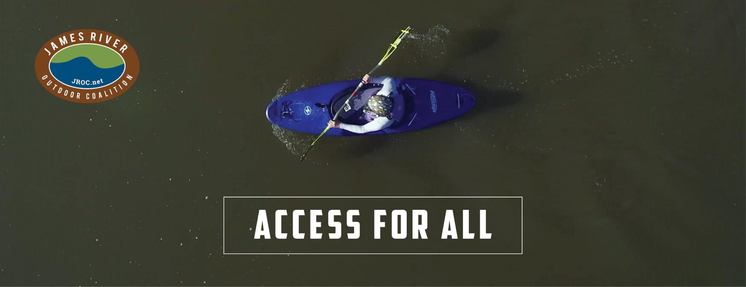 JROC Seeks Universal Boating Access at Huguenot Flatwater