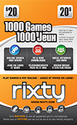 Rixty Game Card