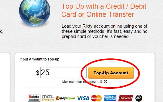 cashu create account