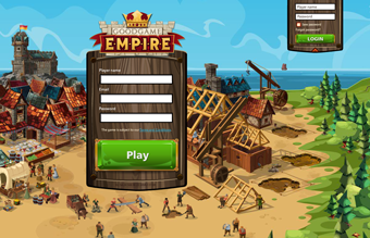 Goodgame Empire Login