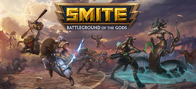 SMITE game codes and game cards