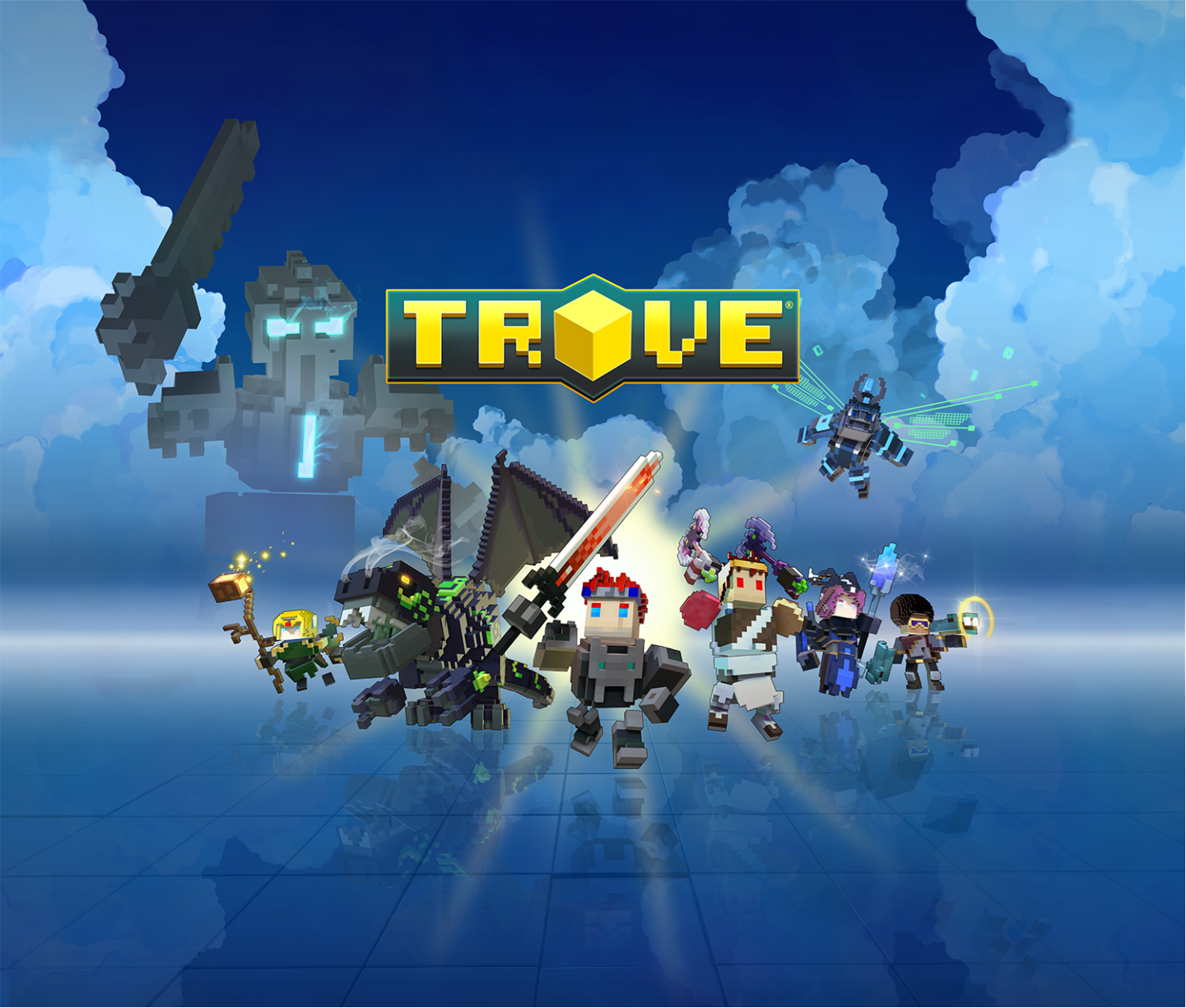 Trove game codes and game cards