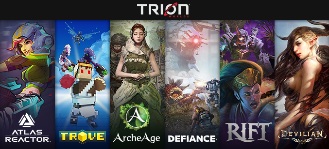 Trion Worlds game codes and game cards