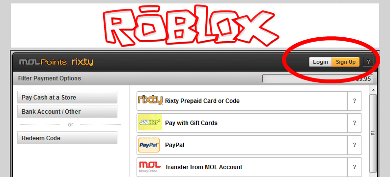 Buy Roblox game codes and cards