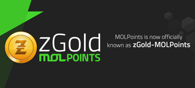 MOLPoints game codes and game cards