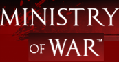 Ministry of War game codes and game cards