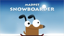 Madpet Snowboarder game codes and game cards