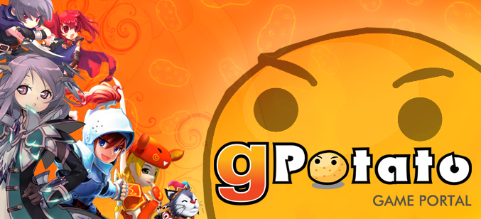 gPotato game codes and game cards