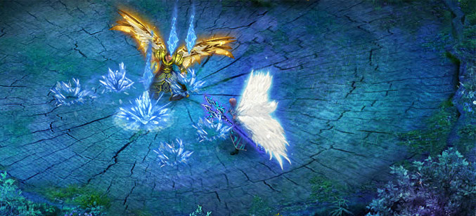 Wings of Destiny game codes and game cards