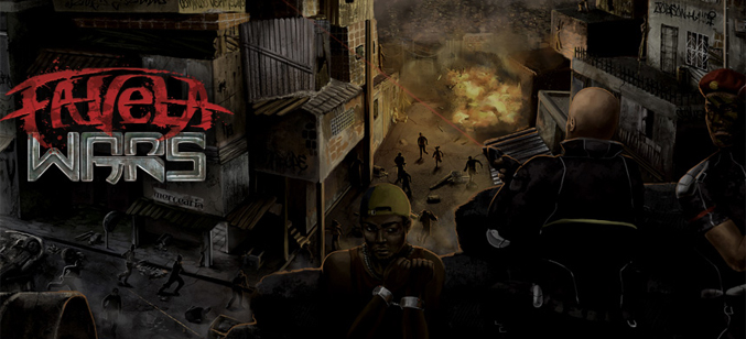 Favela Wars game codes and game cards