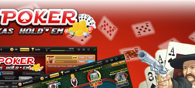 Texas Poker game codes and game cards
