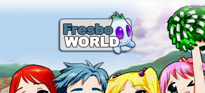 Fresbo World game codes and game cards