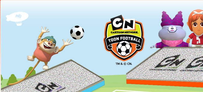 Toon Football game codes and game cards