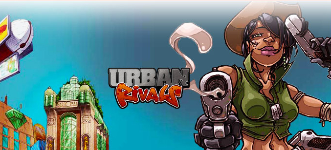 Urban Rivals game codes and game cards