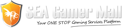 SEA Gamer Mall game codes and game cards