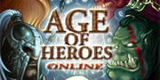 Age of Heroes game codes and game cards