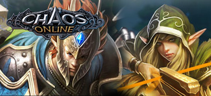 Chaos Online (SEA) game codes and game cards