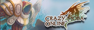 Crazy MOBA Online game codes and game cards