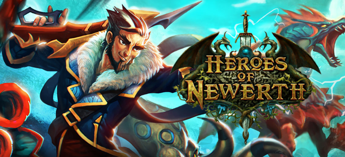 Heroes of Newerth (SG) game codes and game cards