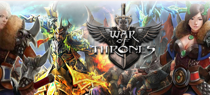 War of Thrones (Global) game codes and game cards