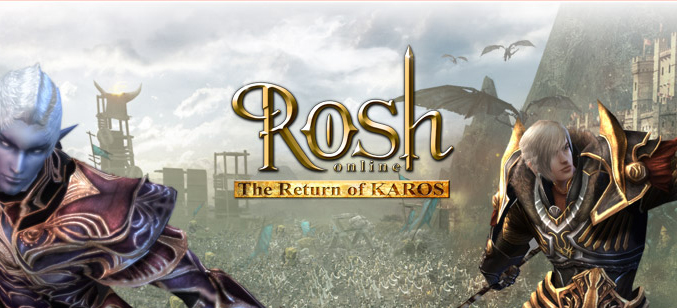 Rosh Online (Global) game codes and game cards