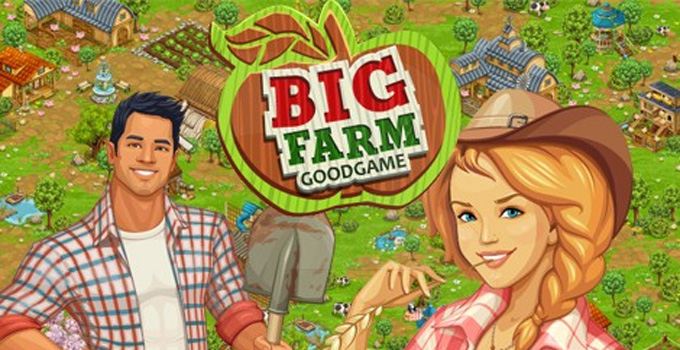 Goodgame Big Farm game codes and game cards