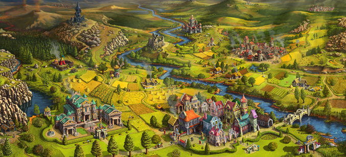 The Settlers Online game codes and game cards