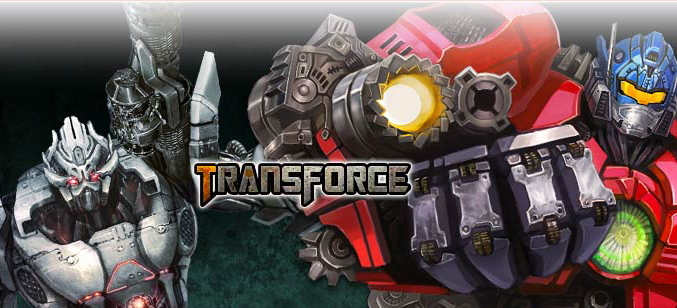 TransForce Online (Chinese Version) game codes and game cards