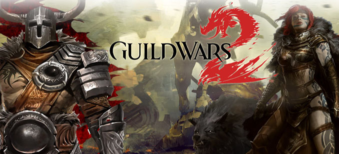 Guild Wars 2 game codes and game cards