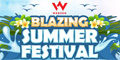 Webzen Blazing Summer Festival game codes and game cards