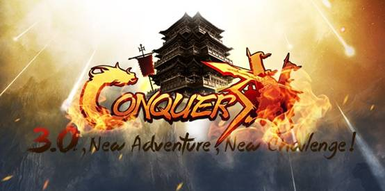 Conquer Online 3.0 to Launch Kingdom War on October 15,2015 game codes and game cards