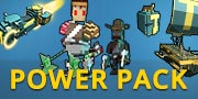 Boost your game with Trove Power pack! game codes and game cards