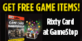 New FREE Items for November GameStop Promotion! game codes and game cards