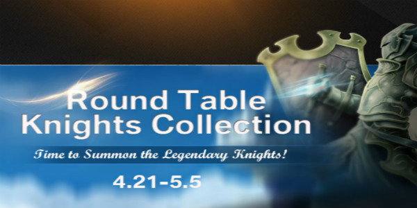 CO Round Table Knights Collection