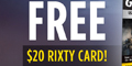 Enter to win a $20 Rixty Credit with MOL Rixty Game Card! game codes and game cards