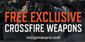 FREE Exclusive CrossFire Weapon! game codes and game cards