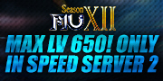 MU XII Speed Server Event Season 2 game codes and game cards