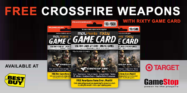 Bonus Item CrossFire