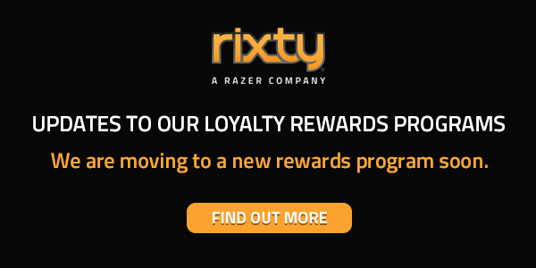 Rixty Pay Online With Cash And Coins