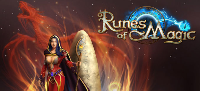 Runes of Magic game codes and game cards