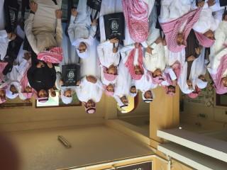 تكريم الطلاب المشاركين في ريادي