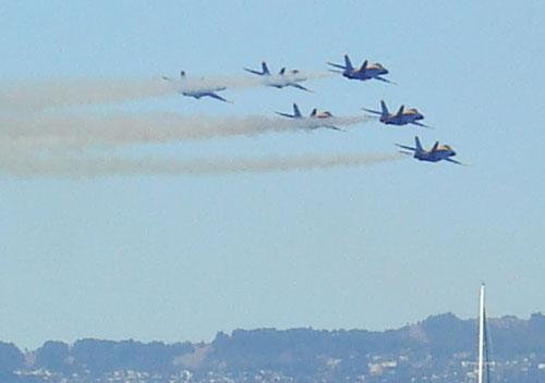 Blue Angels - Fleet Week